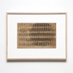 B-118-b, 2015 / Gabriel de la Mora / ARTBO Sicardi Gallery