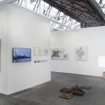 Art Brussels / Booth C20 Proyectos Monclova / Avenue du Port 86c 1000 Brussels, Belgium / April 20 - 23, 2017 / Installation view