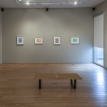 Installation View Gabriel de la Mora:Crystals of Inevidence at Sicardi Gallery