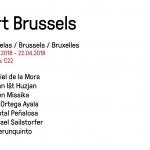 Art_Brussels_Gabriel_de_la_Mora_Proyectos_Monclova