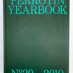 Perrotin YearBook